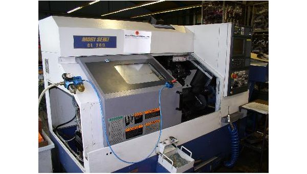 machinesbox com - CNC - Lathe MORI SEIKI CL 203 B 500